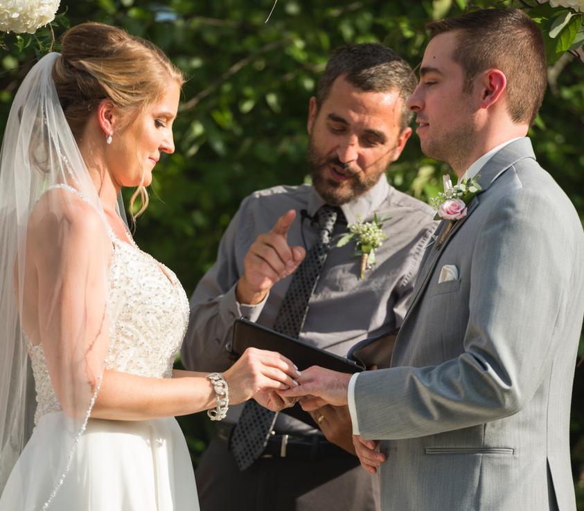 Ryan and Tanya Christiansen wedding
