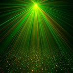 Curran Entertainment laser lights